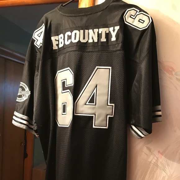 FB County fashion sports jersey
